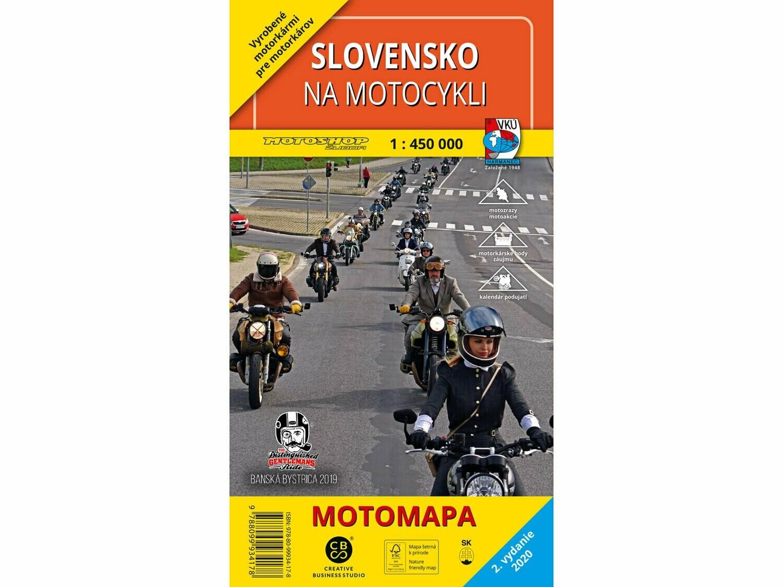 Slovensko na motocykli