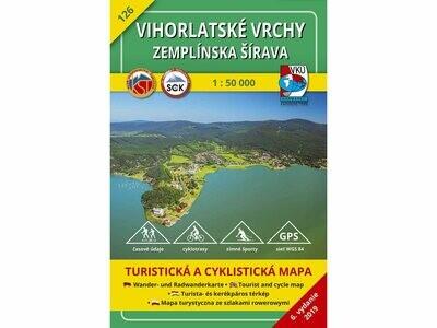 TM 126 Vihorlatské vrchy - Zemplínska šírava