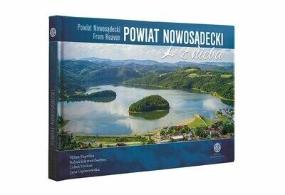 Powiat Nowosadecki z nieba
