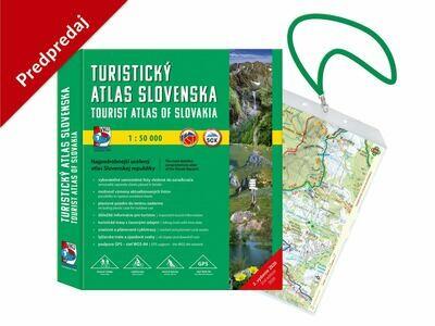 Predpredaj - Turistický atlas VKÚ 1:50 000