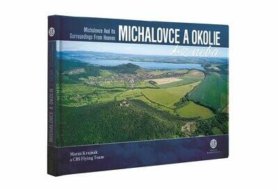 Michalovce a okolie z neba