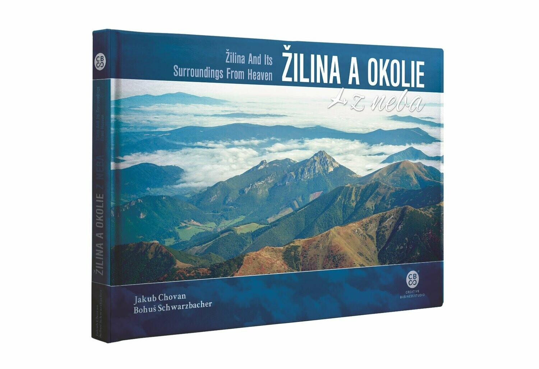 Kniha - Žilina a okolie z neba