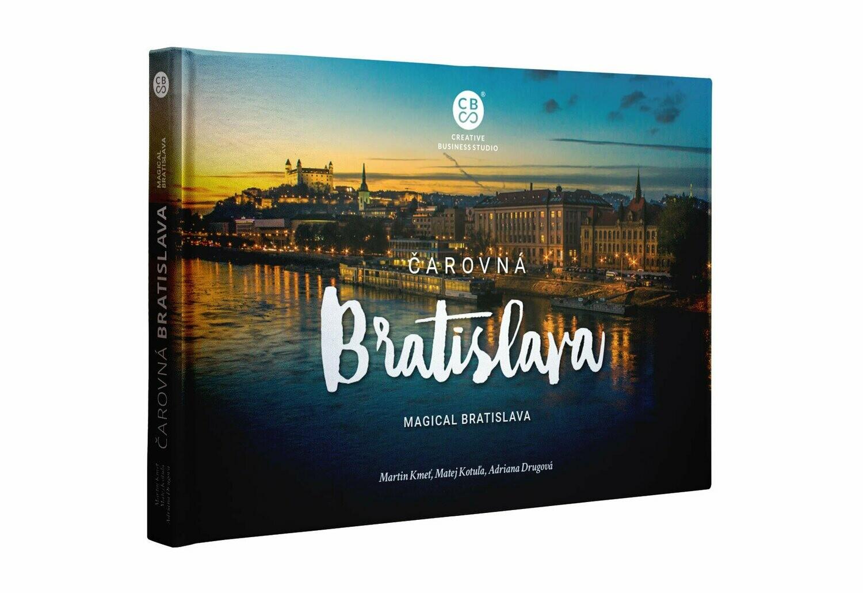 Kniha - Čarovná Bratislava