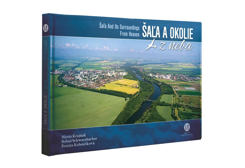 Kniha - Šaľa a okolie z neba