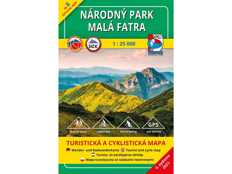 TM 8 - Národný park Malá Fatra