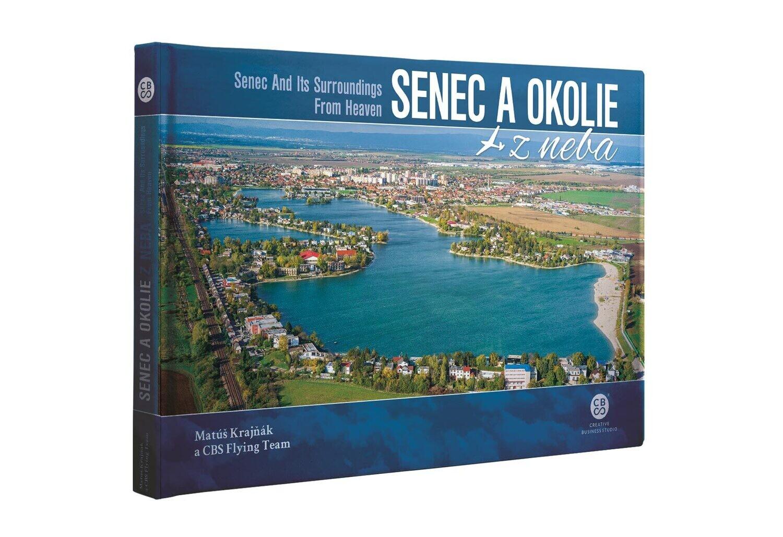Kniha - Senec a okolie z neba