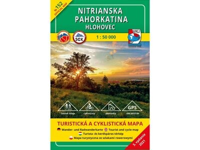 TM 152 - Nitrianska pahorkatina - Hlohovec