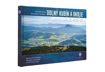 Kniha - Dolný Kubín a okolie z neba
