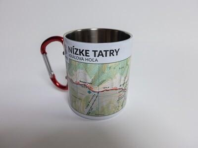 Hrnček s karabínou - Nízke Tatry - Kráľova hoľa