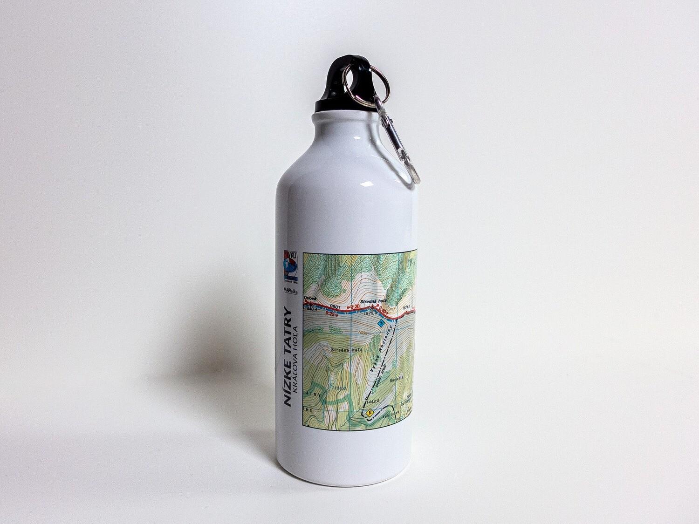 Turistická fľaša - Nízke Tatry - Kráľova hoľa