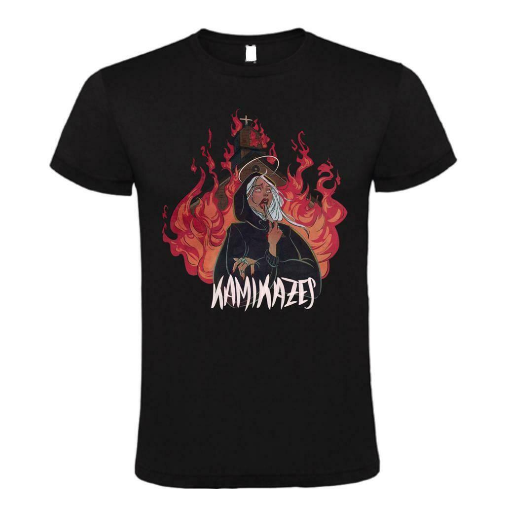 Camiseta atómika