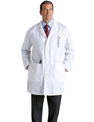 Men's Premium Lab Coat