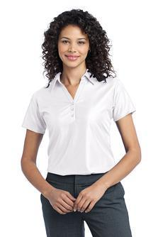 Port Authority® Ladies Vertical Pique Polo. L512.