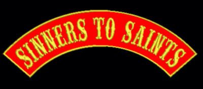 Sinners to Saints Top Rocker