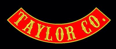 Taylor County Bottom Rocker
