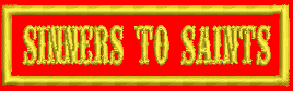 Sinners to Saints Front Tab