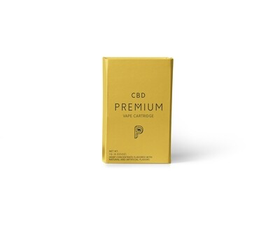 WS Premium CBD Vape Cartridge