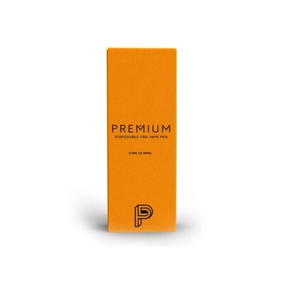 WS Premium CBD Disposable Vape Pen