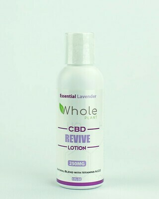 WS Whole Plant Store - Essential Lavender Lotion 250mg