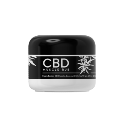 WS OG CBD Muscle Rub 1500mg