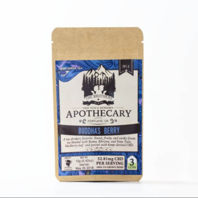 WS The Brothers Apothecary Teas
