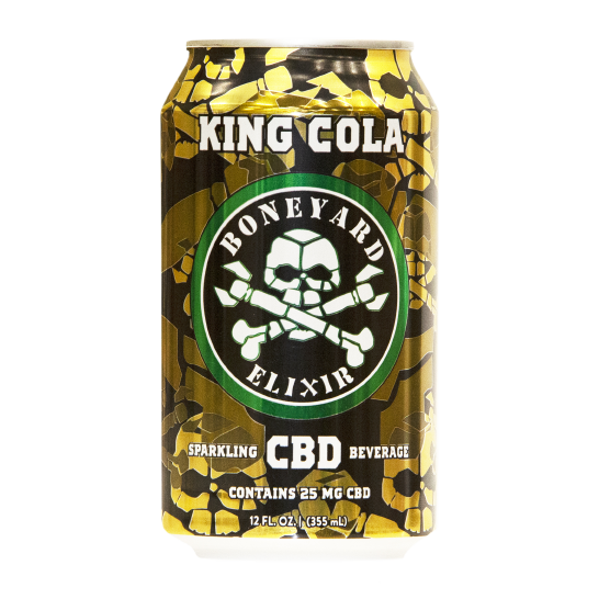 Boneyard CBD Elixir 24-Pack