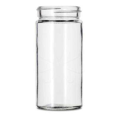 60 Dram Straight Sided Glass Jar