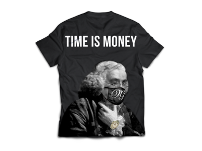 Time Is Money Shirt *Preorder*