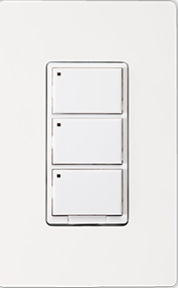 JetStream Three Button Dimmer
