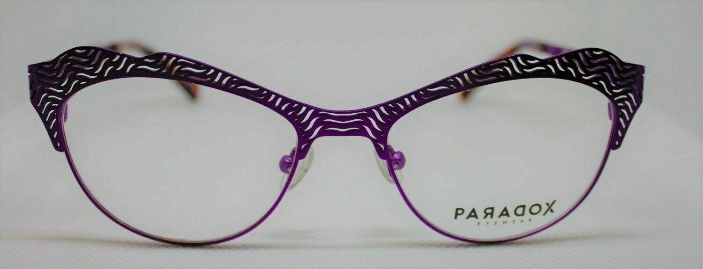 PARADOX COLLECTION Eyeglasses P5016 51-17-135 20 Satin Mauve LAST ONE!