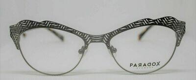 PARADOX COLLECTION Eyeglasses P5016 51-17-135 20 Satin Steel LAST ONE!