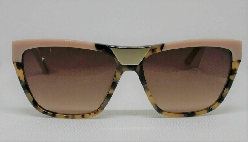 L.A.M.B. LA506 Gwen Stefani's Designer Sunglasses color: Tortoise Blush