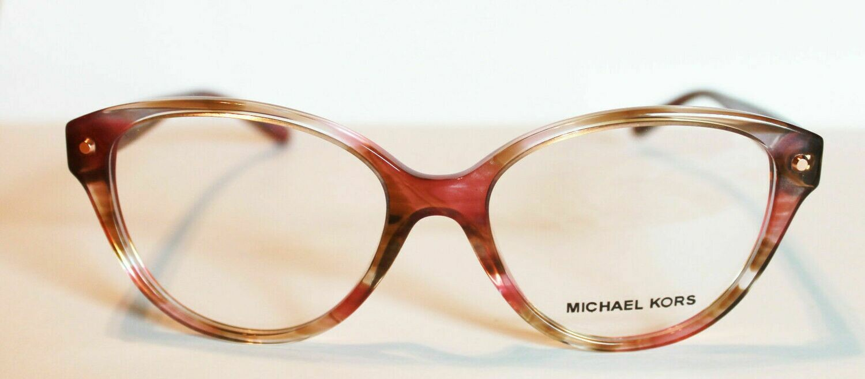 Michael Kors Eyeglasses MK 4042 3242 (Pink Floral) Size 51-16-135 LAST ONE
