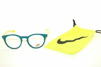NIKE Childrens frames 3KD Authentic and New Black and Green Glow LAST ONE! Case