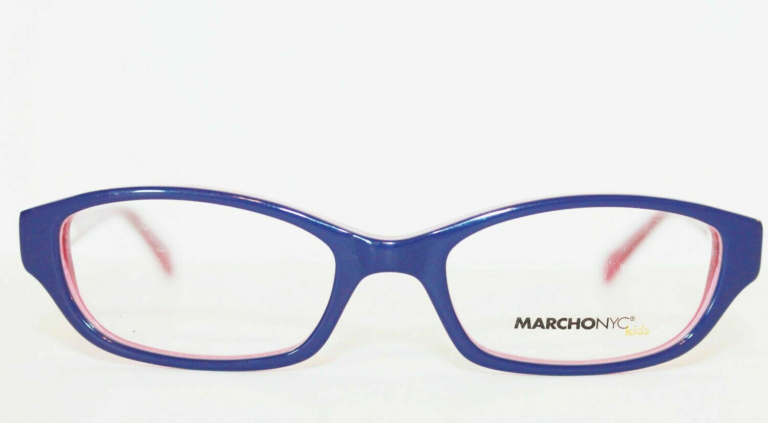 Marchon Kids eyeglass frames model Ava in Boysenberry Pink LAST ONE