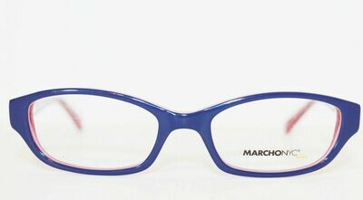 Marchon Kids eyeglass frames model Ava in Boysenberry Pink LAST ONE