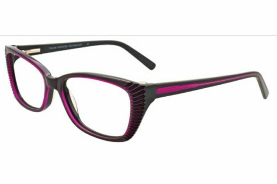 Authentic & New Takumi Magnetic Eyewear TK957 in Purpl Comes with Polarized clip