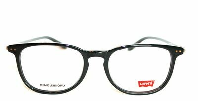 Authentic and New Levi's LS108 eyeglass frame in Black* Levi's Case included