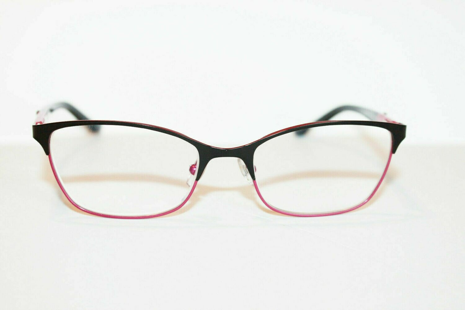 Anna Sui AS 215 Glasses Eyewear New and Authentic RX-able Color 001- Fusia