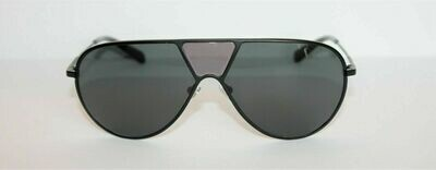 Tory Burch Sunglass TY 6050 318787 Dark Grey Translucent Matte Black/ Gray 62mm