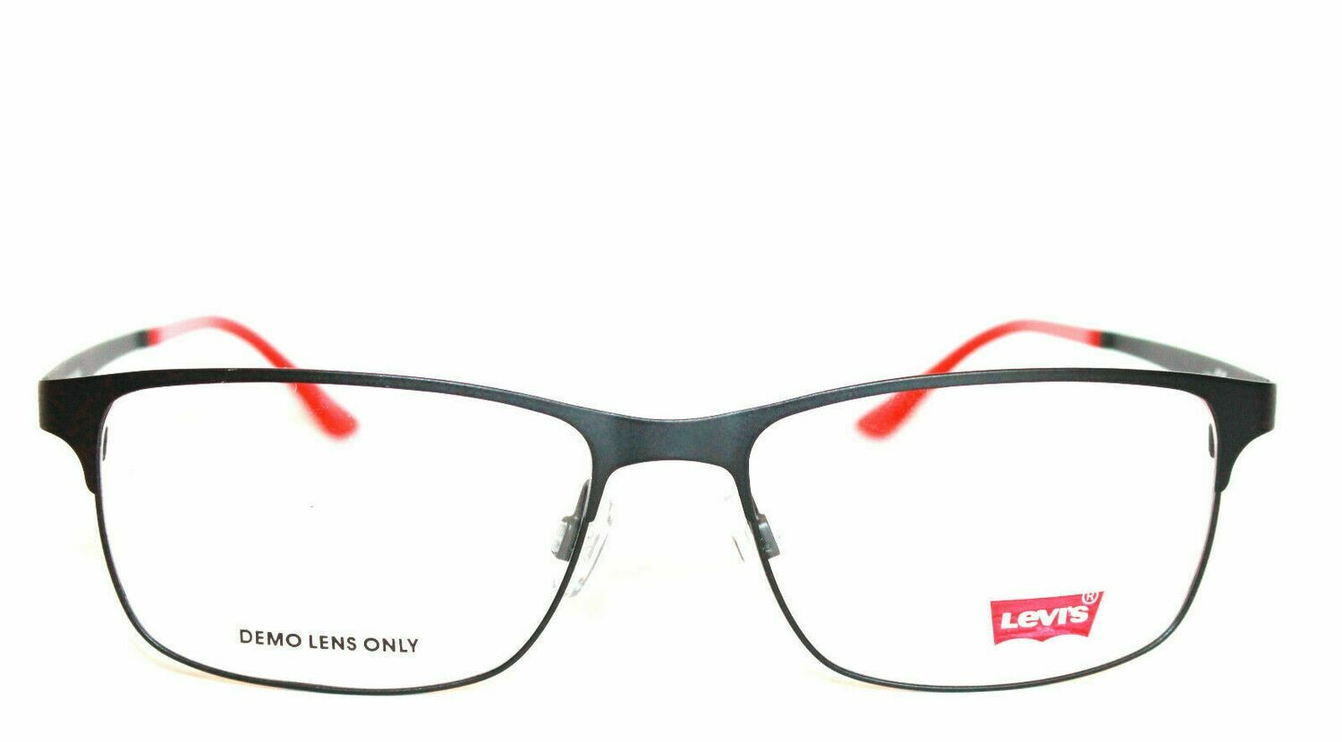 Authentic and New Levi's LS103 eyeglass frame in Black* Levi's Case included