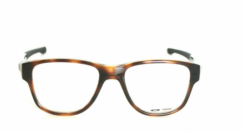 New Oakley Splinter 2.0 Polished Tortoise Eyeglasses Frame 53-18-137