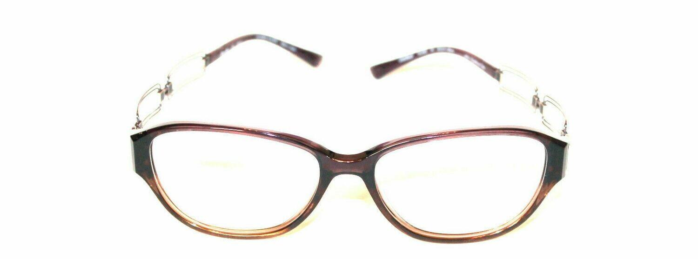 Charmant Line Art Women's Eyeglasses XL/2033 VO Violet Optical Frame 53mm