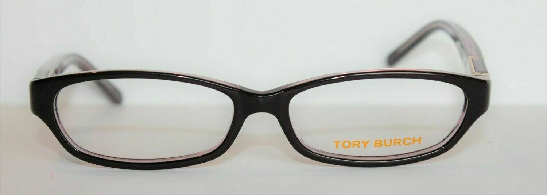 TORY BURCH Designer Eyeglasses TY2014 921 52-14-135 Violet Gold Polish US40