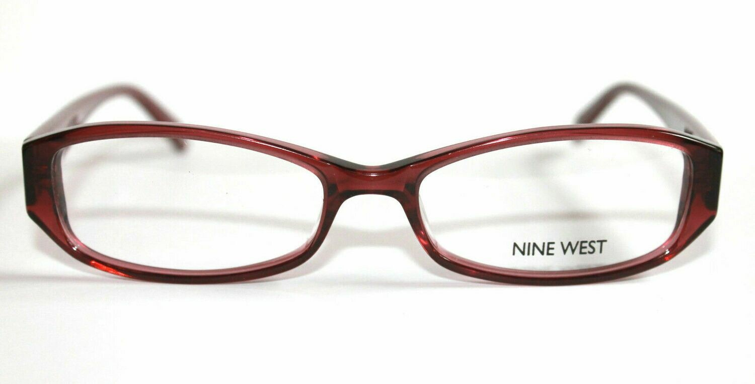 Nine West NW5054 Berry Free NW case New in packaging Eyeglass frames