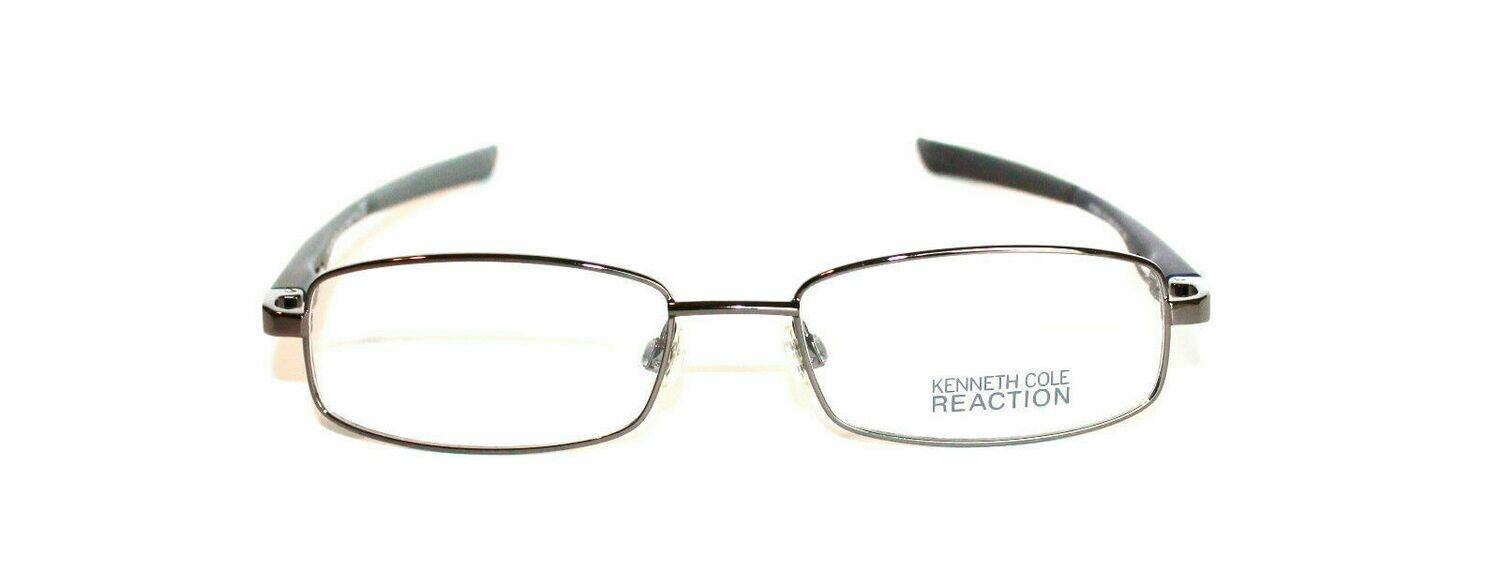 New Kenneth Cole Reaction 0694 interchangable temples Eyeglasses 3 Pair in 1
