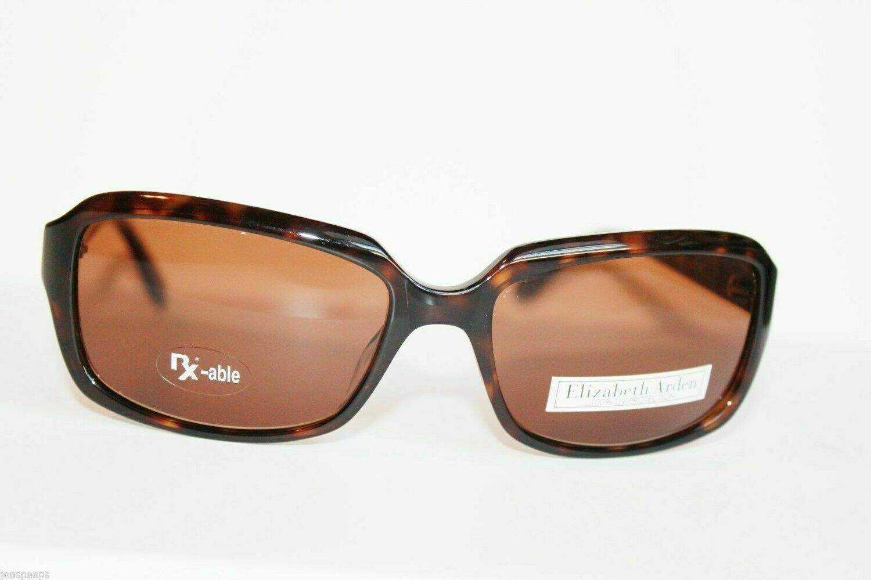 Authentic New Elizabeth Arden 5125 Sunglasses Sunwear Dark Demi