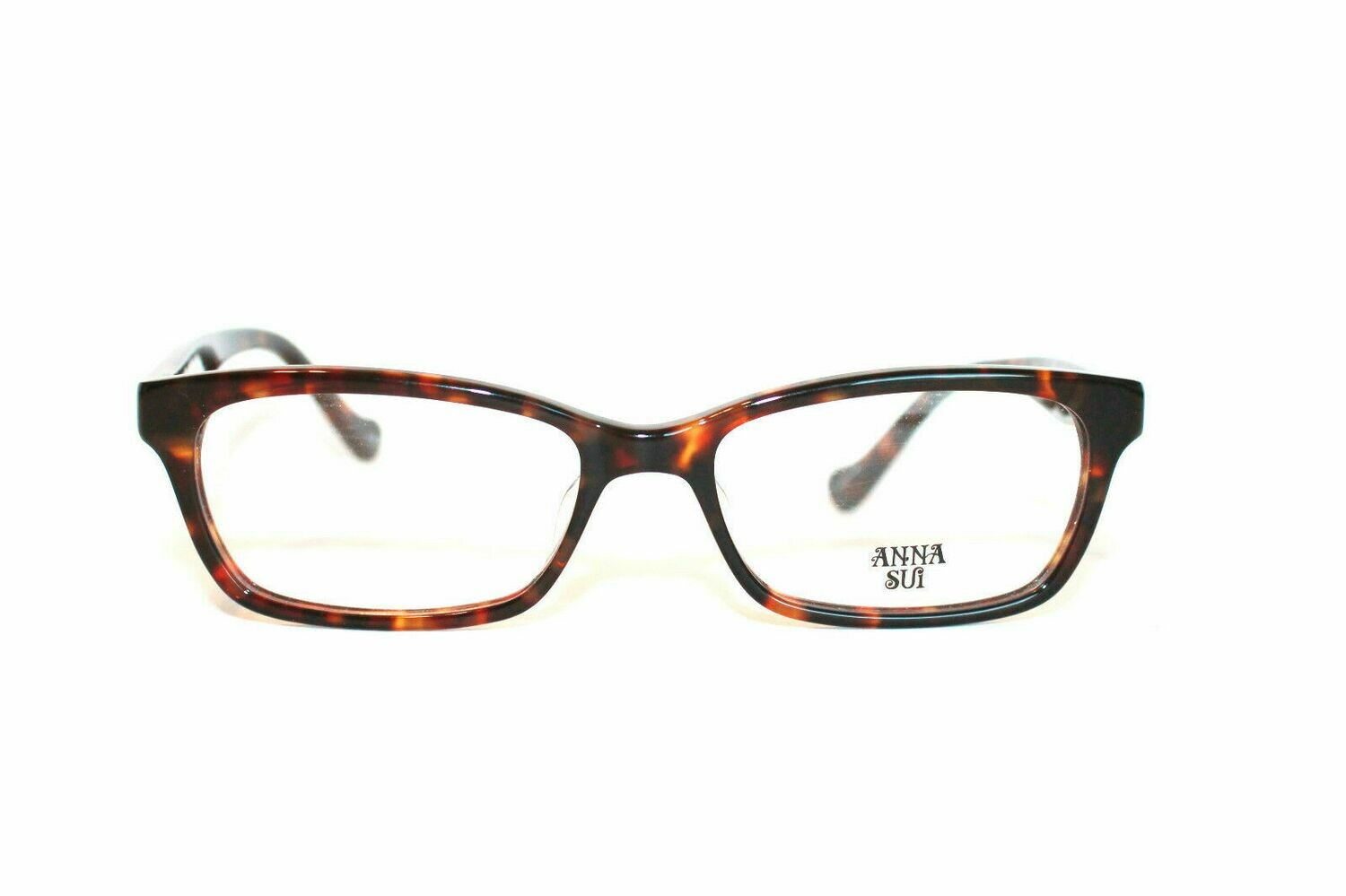Anna Sui AS 514 in Demi Tortoise Glasses Eyewear New and Authentic RX-able