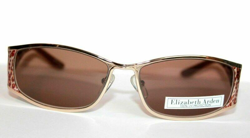 Authentic new Elizabeth Arden Sunglasses Model 5111 Choice of color RX-able