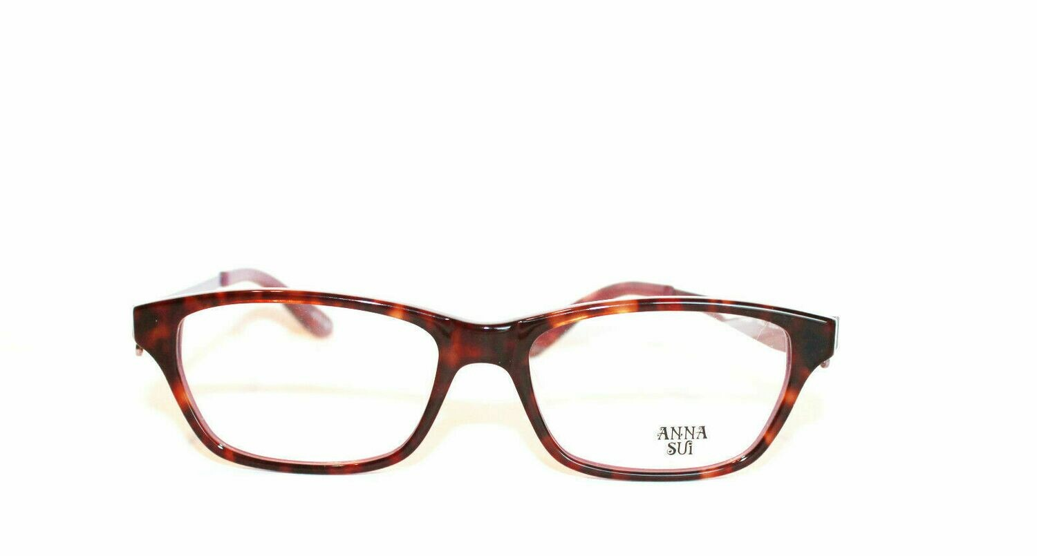 Anna Sui AS537 in Purple Glasses Eyewear New and Authentic RX-able 53-16-140